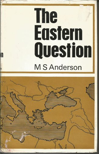 Eastern Question: 1774-1923
