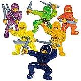 Fun Express - Toy Ninja Warriors (1-Pack of 48)