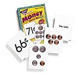 Trend Enterprises Inc. Match Me Cards Money 52/Box Two (Set Of 6)