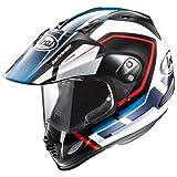 アライ(ARAI) バイクヘルメット オフロード TOUR CROSS3 DETOUR BLUE L 59-60cm