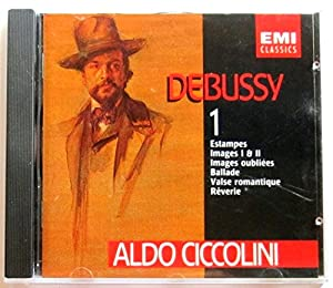 Debussy:Piano Works Vol. 1