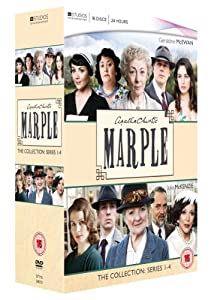 Agatha Christie's Marple - The Collection Series 1 - 4 [DVD]