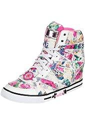 Skechers USA Women's Cha Ching-Pure Joy Fashion Sneaker