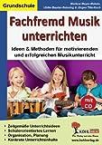 img - for Fachfremd Musik unterrichten / Grundschule book / textbook / text book