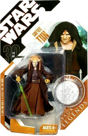 Star Wars Saga Legends – Saesee Tiin - 1