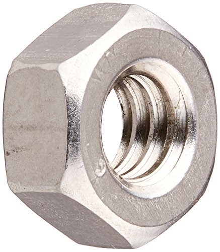 The Hillman Group 829300 1/4 by 20-Inch Stainless Steel Finish Hex Nut, 100-Pack