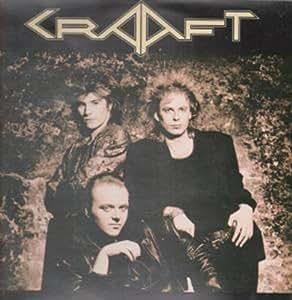 S/T LP (Vinyl Album) UK Epic 1986
