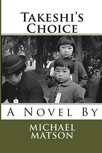 Book: Takeshi's Choice by Michael Matson