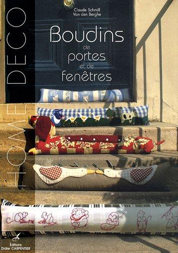 Boudins de portes et de fenetres claude schmill editions Boudins de portes