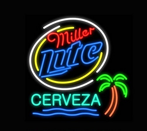 miller-lite-cerveza-handcrafted-real-glass-neon-light-sign-24x20-inches