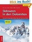 Skitouren in den Dolomiten, Band 1: V...