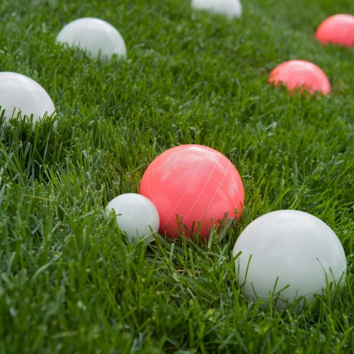 Field Club Noctilucent 100mm Bocce Ball Set -