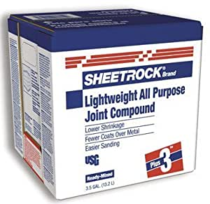 Plus-3 Joint Cement - Usg-+3/34 34# Joint Compound