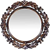 Shagun Seasoning & Arts Beautiful Design Mirror/Photo Frame Made Of Mango Wood