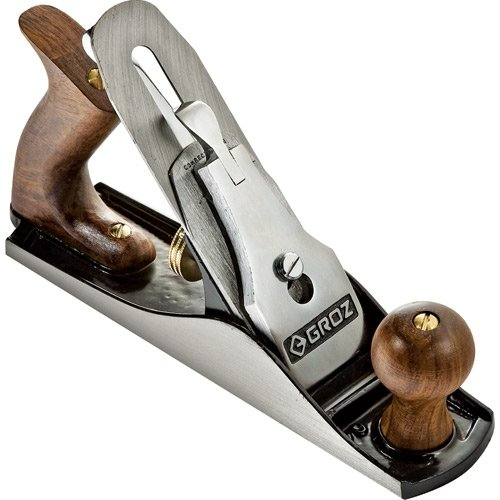 Groz Hand Planes, #4 Smoothing Plane