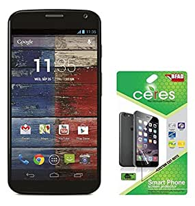 Ceres AquaShieldz Matte Screen Guard Protector For Moto X (1st generation) (Pack Of 2)