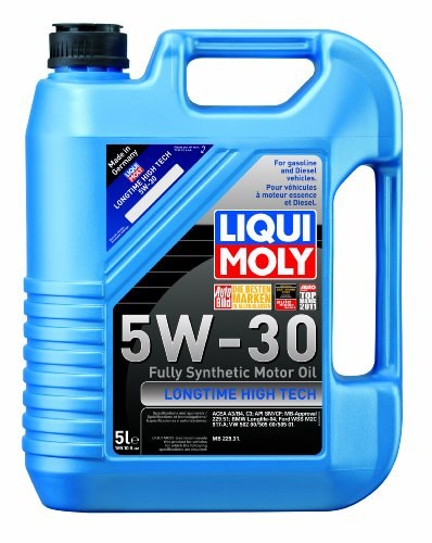 liqui moly 2039 longtime high tech 5w 30 synthetic motor. Black Bedroom Furniture Sets. Home Design Ideas