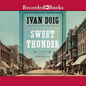 Sweet Thunder: A Novel Audiobook