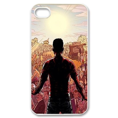 Generic Cell Phone Cases For Apple Iphone 4S Case 4 Case Covers A Day To Remember Personalized Case front-826052