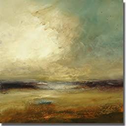 New Land by Lisa Ridgers Premium Stretched Canvas (Ready to Hang)