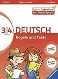 Lern-Detektive: Regeln und Tests (Deutsch 3./4. Klasse)
