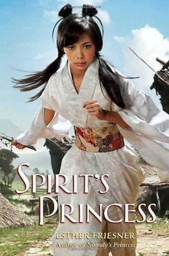 Cover of Spirit's Princess
