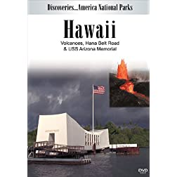 Discoveries...America National Parks: Hawaii Volcanoes, Hana Belt Road & USS Arizona Memorial