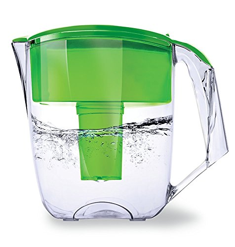 premium-water-pitcher-filter-by-ecosoft-8-cup-efficient-bpa-free-purification-system-portable-and-sl