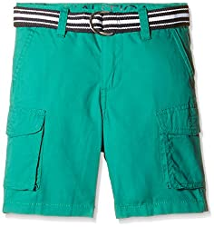 Nautica Kids Boys' Shorts (N865102Q392_Seaswell_17 - 18 years)