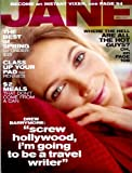 img - for Jane Magazine - March 2007 - Drew Barrymore Cover book / textbook / text book