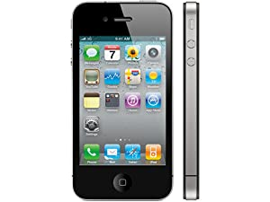 Apple iPhone 4 16GB Smartphone Black (AT&T)