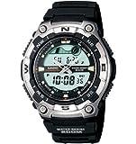 Casio Men's AQW100-1AV Forester Active Dial Sport Watch
