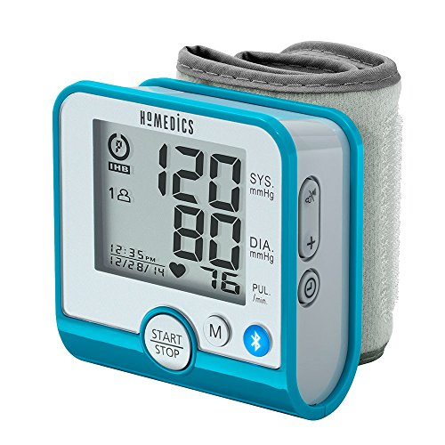 HoMedics Premium Wrist Blood Pressure Monitor (Homedic Blood Pressure Cuff compare prices)