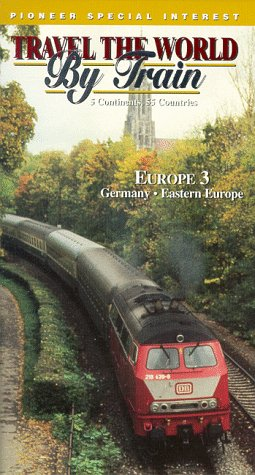 Travel the World By Train: Europe 3 [VHS]
