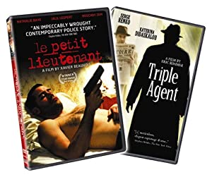 Le Petit Lieutenant / Triple Agent - Combo Pack