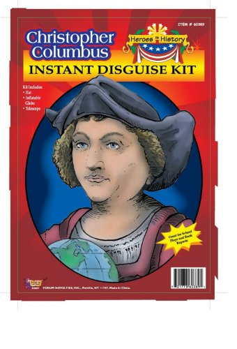 Christopher Columbus Kit - Accessory