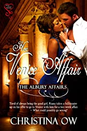 Her Venice Affair (The Albury Affairs Book 1)