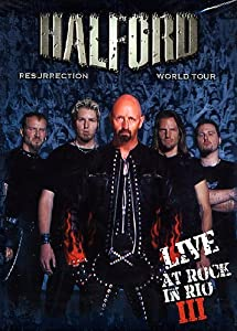 Halford - Resurrection World Tour/Live at Rock in Rio III  (+ CD) [2 DVDs]