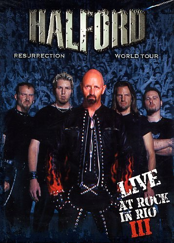 Halford - Live At Rock In Rio #03 - Dvd (+CD)