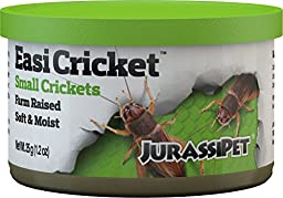 JurassiDiet - EasiCricket: Small, 35 g / 1.2 oz