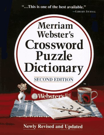 Merriam-Websters Crossword Puzzle Dictionary, NOT AVAILABLE (NA)