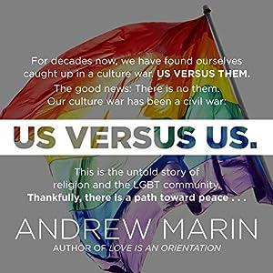 Us versus Us Audiobook