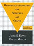Optimization Algorithms for Networks and Graphs, Second Edition, (0824786025) by James Evans