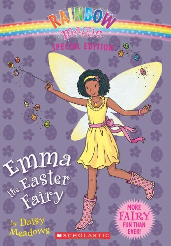Rainbow Magic Special Edition: Emma The Easter Fairy front-707279