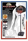 Osprey Basketballständer Slam Stars Junior Set