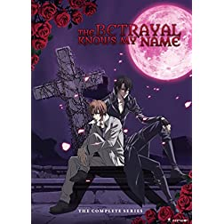 Betrayal Knows My Name: The Complete Series