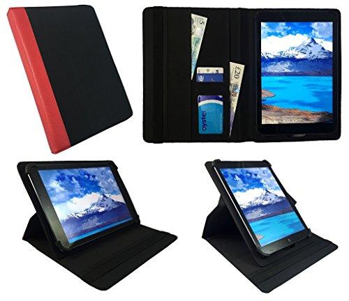 alcatel-one-touch-pop-10-onetouch-pixi-3-10-tablet-nera-con-finiture-rosse-universale-360-gradi-di-r