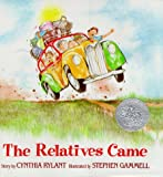 The Relatives Came (0027772209) by Rylant, Cynthia