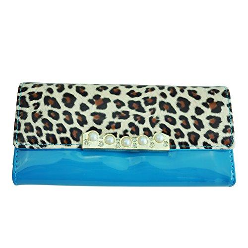sodialr-womens-ladies-gloss-finish-leopard-print-purse-wallet-4-colours-new