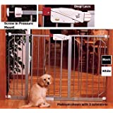 Regalo Extension for Safety Gate, White, 12""